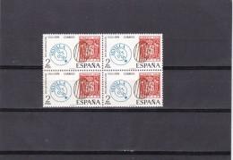 España Nº 2179 En Bloque De Cuatro - 1931-Heute: 2. Rep. - ... Juan Carlos I