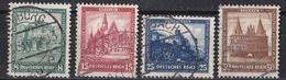 Rie_ Deutsches Reich -  Mi.Nr. 459 - 462 - Gestempelt Used - Deutschland