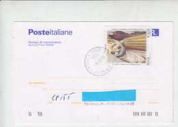 ITALIA  2003 - Ricevura Ritorno -  Sassone  2676 - Giotto - Cappella Scrovegni - 6. 1946-.. Repubblica