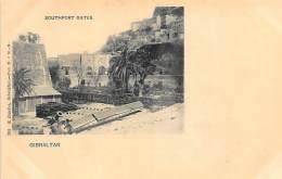 GIBRALTAR - Southport Gates.Published By G. Dautez / Hauser Y Menet - 301. - Gibraltar