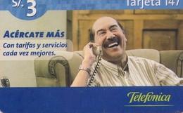 TARJETA TELEFONICA DE PERU. PREPAGO (005) - Peru