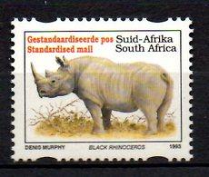 AFRIQUE DU SUD. Timbre De 1993. Rhinocéros. - Rhinozerosse