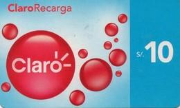 TARJETA TELEFONICA DE PERU. PREPAGO (008) CADUCIDAD 01.2011 - Peru