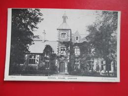CPA ROYAUME UNI SCHOOL HOUSE OAKHAM - Rutland
