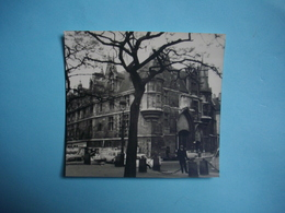 PHOTOGRAPHIE  SENS - 89 - Hôtel De Sens  -  Bibliothèque Forney  -  8,5 X 9,5  Cms - 1964  -  Yonne - Sens