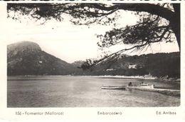POSTAL   FORMENTOR  -MALLORCA  - EMBARCADERO ( PICKUP  - PIER )  EDIC. ARRIBAS - España