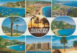(AKÑ429) ROSES. COSTA BRAVA - Gerona