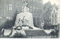 Bruxelles - CPA - Brussel - Monument De Miss Edith Cavell - Monuments, édifices
