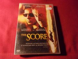 THE SCORE  AVEC ROBERT DE NIRO   /  EDWARD NORTON / MARLON BRANDO  / ANGELA BASSETT - Crime