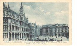 Bruxelles - CPA - Brussel - Grand'Place - Maison Des Ducs De Brabant - Places, Squares