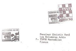 1989 Grand Prix Moto De Suède - Motos