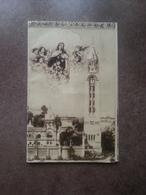 FRANCE - Vignette De La Basilique De Lisieux Dans Son Encart - A Voir Complet - Erinnophilie