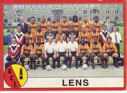 - Image Panini. FOOT 1995. LENS. L'équipe. N° 14 - - Panini
