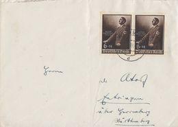 DR Brief Mef Minr.2x 701 - Deutschland