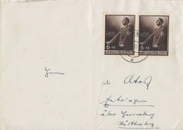 DR Brief Mef Minr.2x 701 - Briefe U. Dokumente