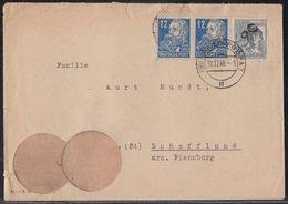 SBZ Brief Mif Minr.170,2x 216 Magdeburg 30.12.48 - Sowjetische Zone (SBZ)