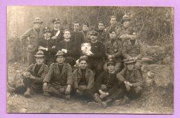 Foto Cartolina Militare - MIL183 - Guerra, Militari