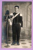 Foto Cartolina Militare - MIL184 - Guerra, Militari