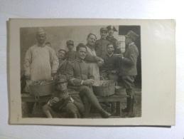 Foto Cartolina Militare Di Gruppo - MIL186 - War, Military