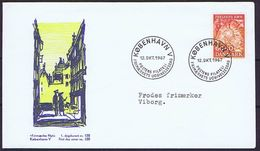 Denmark 1967;  Charity For The Benefit Of The Salvation Army On FDC - FDC