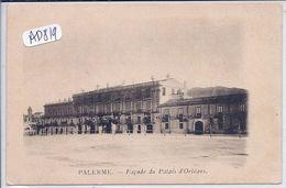 PALERME- FACADE DU PALAIS D ORLEANS - Palermo