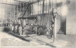 14 - VAUCELLES (environs De Bayeux) - LAITERIE Coopérative De Bayeux - Salle D'Ecrémage - Circulé 1907 - Bayeux