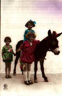 âne Donkey 16, Fantaisie 3 Enfants - Anes