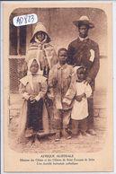 BOTSWANA- FAMILLE HOTTENTOTE CATHOLIQUE- MISSION DES OBLATES EN AFRIQUE AUSTRALE - Botswana