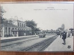 Lamballe.intérieur De La Gare.édition MTIL 1818 - Lamballe