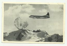 SWISS AIR - CONVAIR LINER  - VIAGGIATA FP - 1946-....: Era Moderna