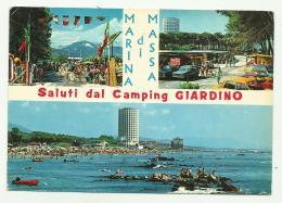 MARINA DI MASSA - CAMPING GIARDINO - VIAGGIATA FG - Massa
