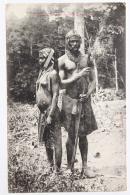 CPA: Pahouin Et Pahouine  Ogooué - Congo Français - Französisch-Kongo - Sonstige
