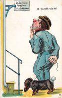 Dr.Spritzer ..../ Color Gel.1907 - Humour