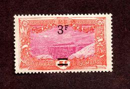 Cote Des Somalis N°119a N** LUXE Cote 65 Euros !!!RARE - Neufs