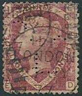 Großbritannien 1870: Nr. 37° #E14 - Oblitérés