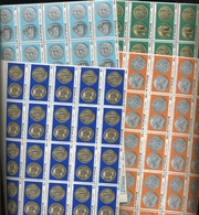 1977   20 X Anciennes Monnaies **  Cote 35,-E - Unused Stamps