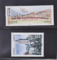 LOT - TIMBRES NEUF - Centenaire De La Grande Mosquée De Paris - N° YT : 4634 Et LYON (Rhône) - N° YT : 4171 - France