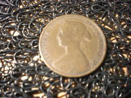 One Cent 1864  Victoria New Brunswick (E5) - Canada