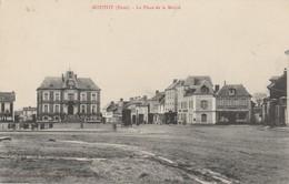 27 - ROUTOT - La Place De La Mairie - Routot