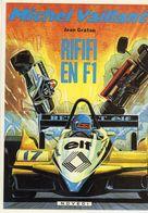 Rififi En F1  -  Michel Vaillant - Jean Graton  -  CPM - Grand Prix / F1