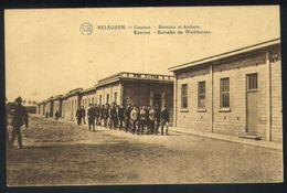Z07 - Asse Relegem - Kazerne - Burelen En Werkhuizen / Caserne - Bureaux Et Ateliers - Asse