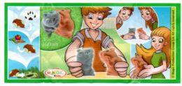 BPZ109 France : Ref : FT025 Série Animaux Hamsters - Handleidingen
