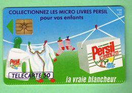 F303 Persil Micro Plus 50u *** Dentelee En Bas *** TTBE *** (A3-P14) - Francia
