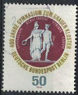 Allemagne 1974 Oblitéré Used Athena Et Hermès Sceau Du Lycée De Berlin SU - [5] Berlin