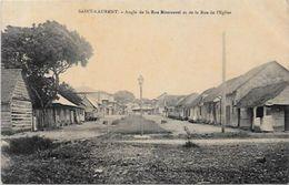 CPA Guyane Saint Laurent Du Maroni écrite - Saint Laurent Du Maroni