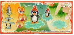 BPZ115 France : Ref : FT158 Série NOEL 2013 Pingouin - Instructions
