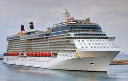 """Ship Postcards - Passenger   Ship : """"Celebrity Silhouette    """"   Read Description - Unclassified"""