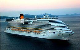 "Ship Postcards - Passenger   Ship : ""Costa Diadema  ""   Read Description - Unclassified"