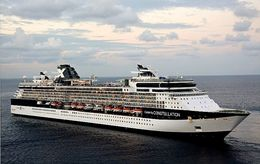 "Ship Postcards - Passenger   Ship : ""Celebrity  Constellation   ""   Read Description - Unclassified"