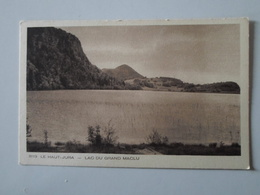 JURA     Lac Du Grand Maclu - Autres Communes
